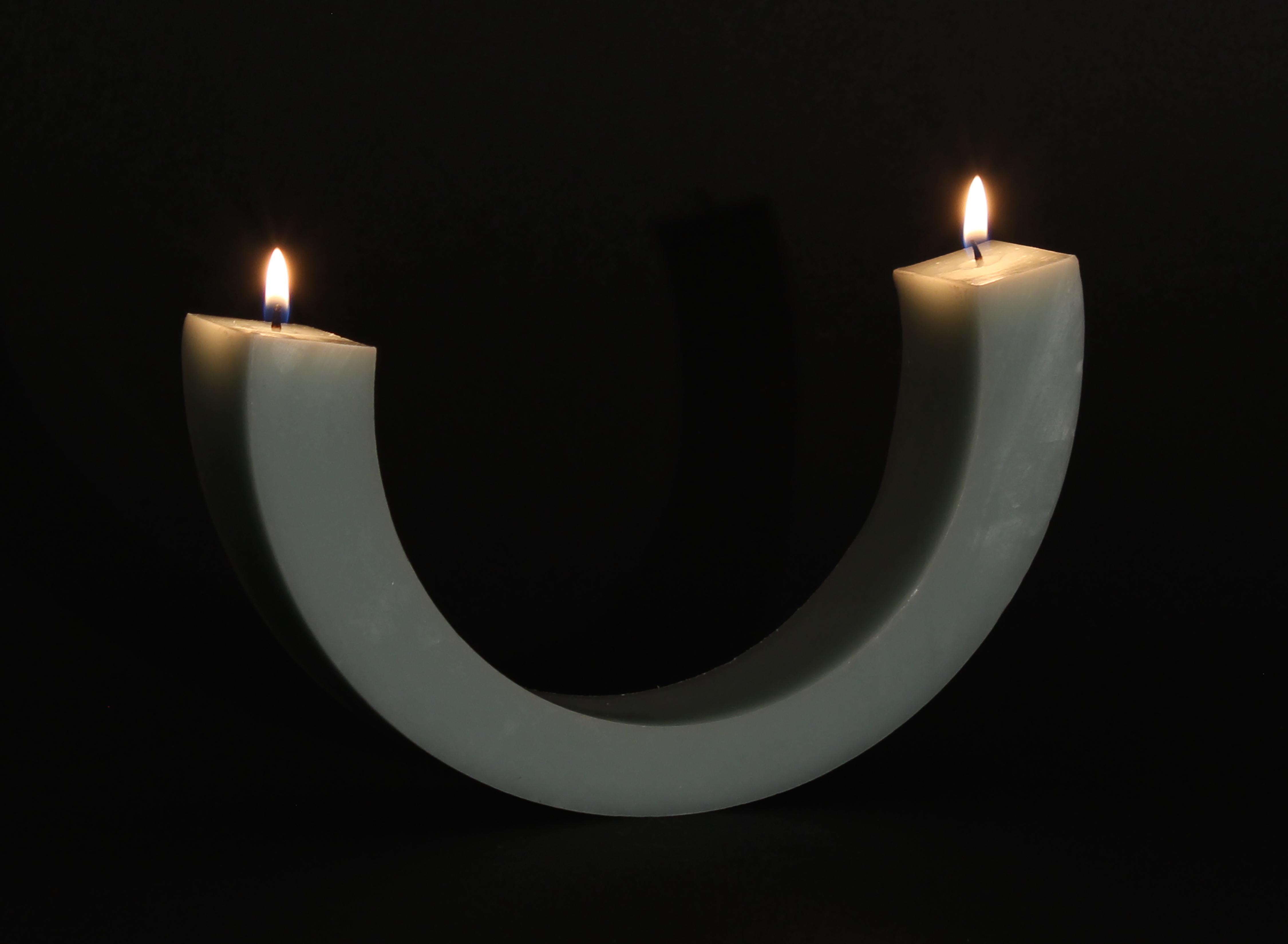 Burning - Foam Core Black